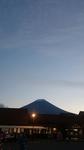 夕方の富士山🗻🌇